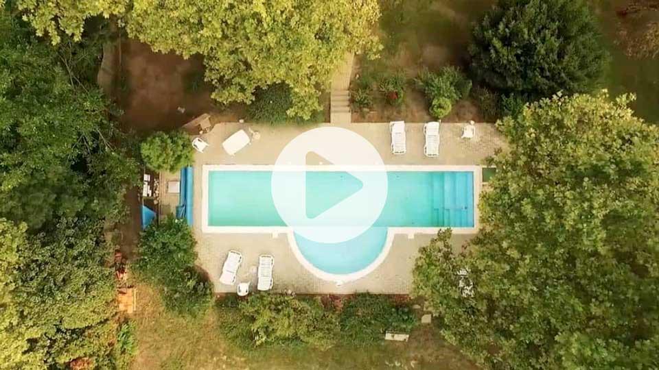 Platán Hotel rendezvény video
